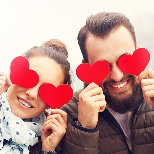 Healthy Valentine Smile Palo Alto