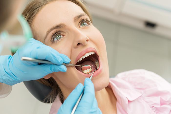 Dental examination - Christine Hansen DDS